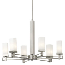 Casa 6-Light Chandelier by Forecast Lighting