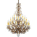 Genesis Chandelier by Schonbek