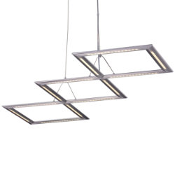 Helix LED 12-Light Linear Suspension by ET2