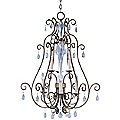 Hampton Entry Chandelier by Maxim Lighting