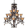 Dresden Chandelier by Maxim Lighting