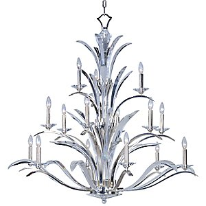 Paradise Chandelier by Maxim Lighting