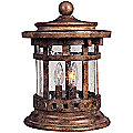 Santa Barbara VX Outdoor Deck Lantern by Maxim Lighting