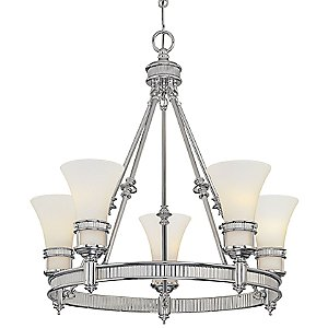 Federal Restoration Oval Chandelier by Minka Lavery