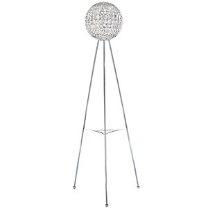 Da Vinci Floor Lamp by Schonbek Geometrix