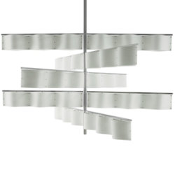 Hola 10 Pendant Suspension by LZF