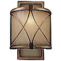 Aston Court Wall Sconce No. 4740 by Minka-Lavery