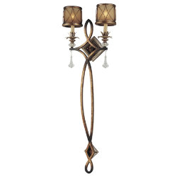 Aston Court Wall Sconce No. 4742 by Minka-Lavery