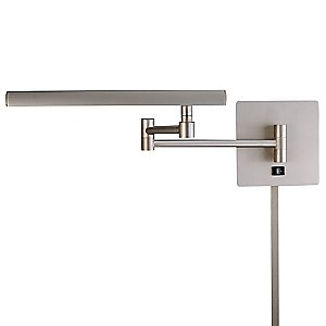 Madake Swing Arm Wall Lamp by George Kovacs