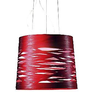 Tress Drum Suspension by Foscarini
