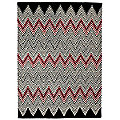 Zig-Zag Velours Rug by Missoni Home
