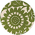 Zinnia Tufted Pile Rug by Thomas Paul