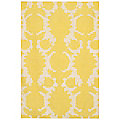 Flock Flatweave Dhurrie Rug by Thomas Paul