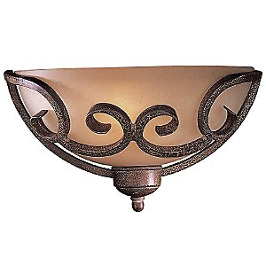 Caspian No. 720 Wall Sconce by Minka-Lavery