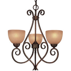 Caspian Mini Chandelier by Minka-Lavery