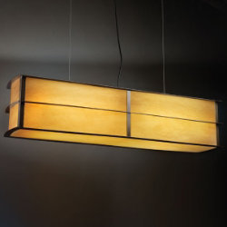 Ellipse Linear Pendant by Ultralights