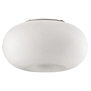 Optica Flushmount/Wall Sconce by Eglo