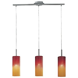 Troy 1 Multi-Light Pendant by Eglo