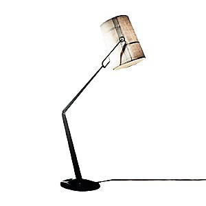 Fork Adjustable Floor Task Lamp by Foscarini/Diesel Home