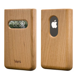 iPhone Wood Infocase by Vers Audio
