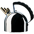 Sapper Kettle with Melodic Whistle Miniature by Alessi