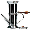 Neapolitan Coffee Maker Miniature by Alessi