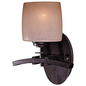Raiden Wall Sconce No. 6181 by Minka-Lavery