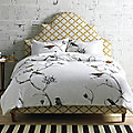 Chinoiserie Duvet Set by DwellStudio