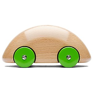 Streamliner Classic Wooden Toy Car by Playsam