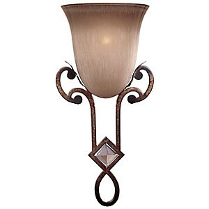 Aston Court Wall Sconce No. 6751 by Minka-Lavery