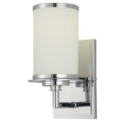 Glass Note Wall Sconce by Minka-Lavery