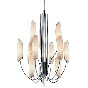 Stella 3 Tier Chandelier by Kichler