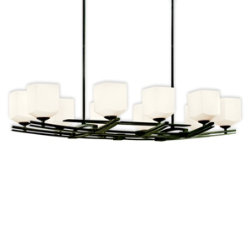 Brinbourne Linear Chandelier by Kichler