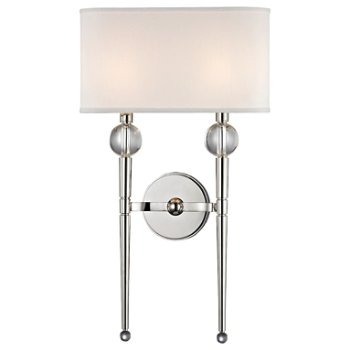 Rockland 2-Light Wall Sconce