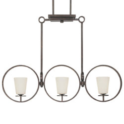 Oberfeld 3-Light Linear Suspension by Savoy House