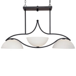 Piora 3-Light Linear Suspension by Savoy House