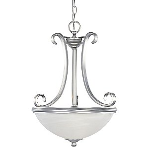 Willoughby Bowl Pendant No. 7-5785 by Savoy House