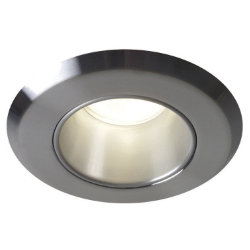 T3400 Downlight Non Adjustable, Beveled Trim by Contrast Lighting