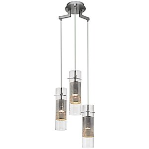 Spartan Multi-Light Pendant by Access Lighting
