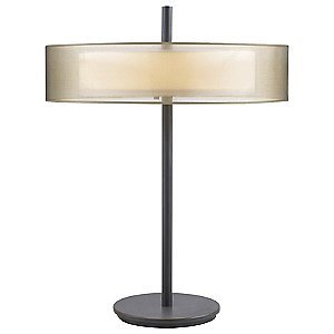 Puri Table Lamp by Sonneman