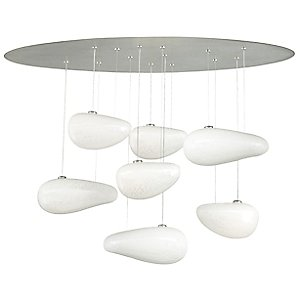 Constellation Multi-Light Chandelier by LBL Lighting