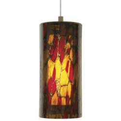 Abbey Grande Pendant by LBL Lighting