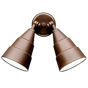 2-Light Outdoor Wall Sconce No. 6052 by Kichler