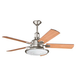 "Kittery Point 52"" Ceiling Fan by Kichler"