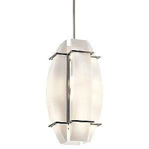 Crescent View Foyer Pendant by Kichler