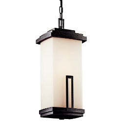 Leeds Outdoor Pendant by Kichler