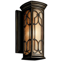 Franceasi Outdoor Wall Sconce by Kichler