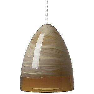 Nebbia Pendant by Bacchus Glass for Tech Lighting