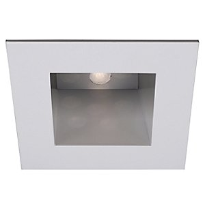Square recessed lights ledme 4 square trim by wac lighting aloadofball Gallery