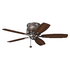 Richland II Flush Ceiling Fan by Kichler